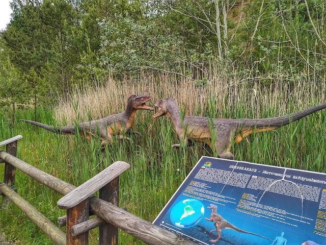 jak wyglądały dinozaury? Makiety, figurki JuraPark Opole