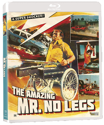 Reverse cover art for Massacre Video's Standard Blu-ray release of MR. NO LEGS!