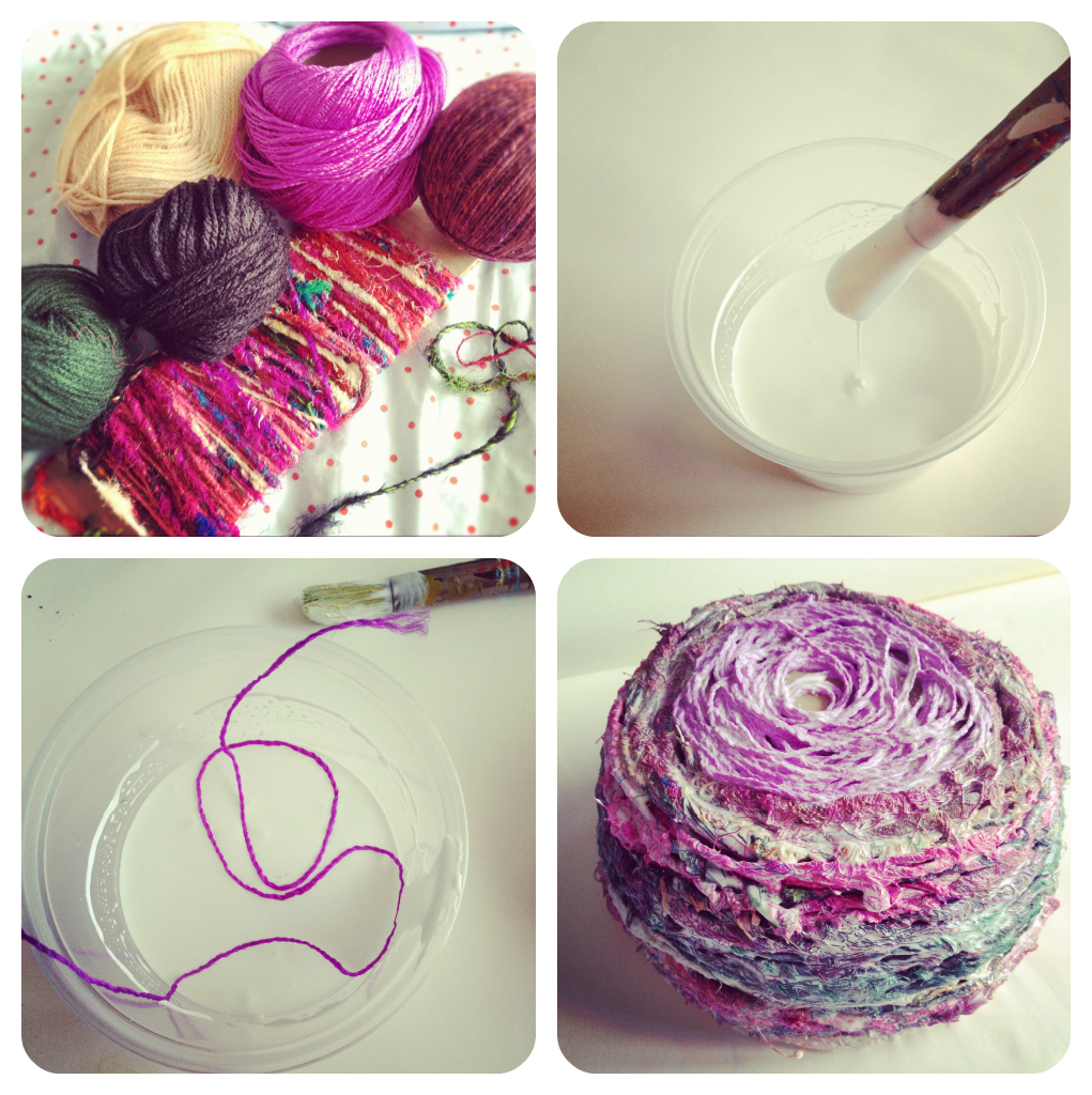 Diy Rope Craft Projects To Do At Home: Home Crafts Competition! DIY Rope Bowl: