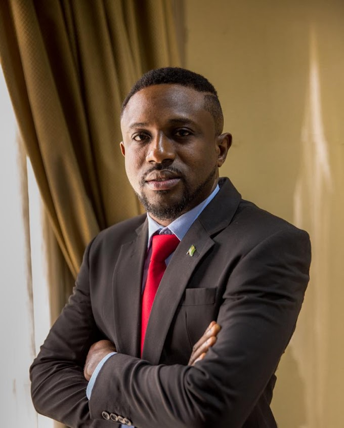 38-year-old Nigerian Joins 2023 Presidential Race