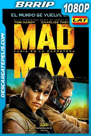 Mad Max: Furia en el camino (2015) 1080P BRrip Latino – Ingles