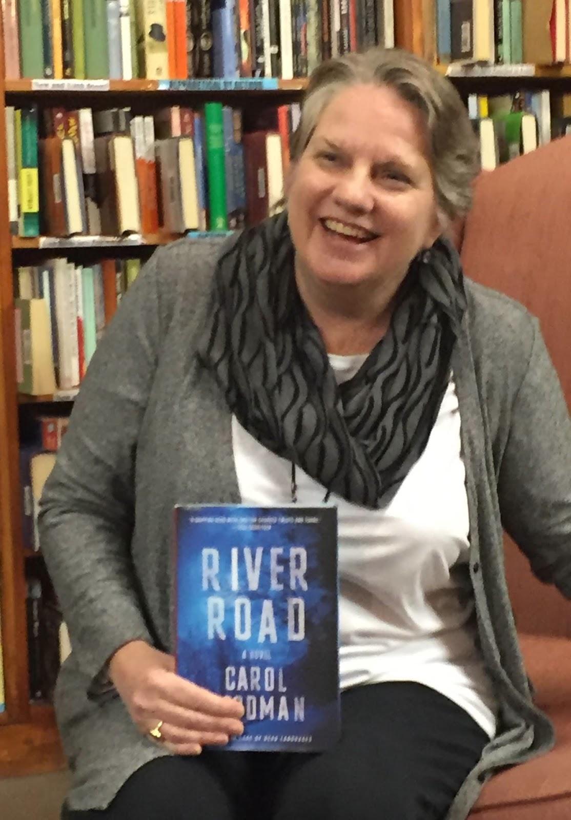 Secrets Of Kidlit: Author Spotlight On Carol Goodman