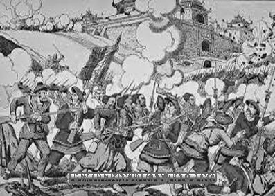 Pemberontakan tai ping (rebellion)