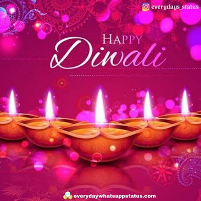 diwali status | Everyday Whatsapp Status | Best 140+ Happy Diwali Wishing Images Photos