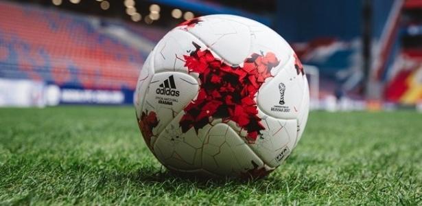 Krasava Bola da Copa das Confederações 2017