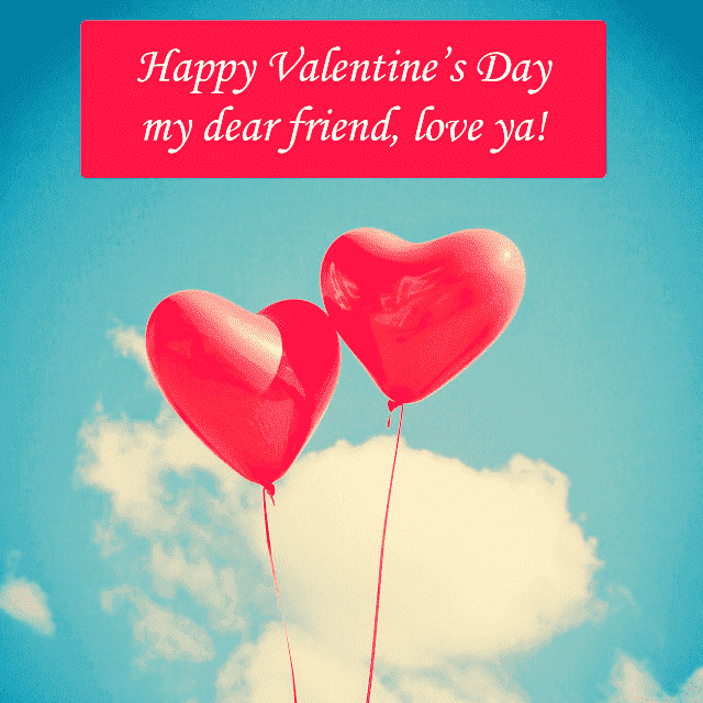 Valentine's day balloons images