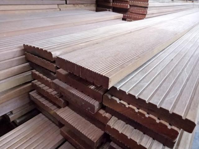 kayu bengkirai untuk dermaga