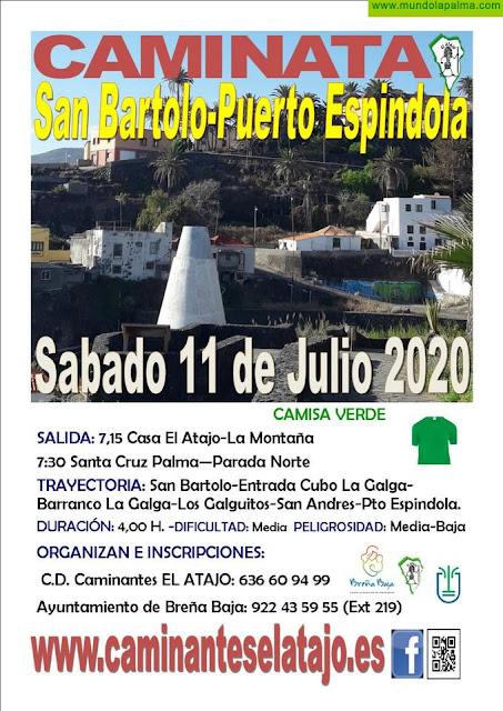 EL ATAJO: San Bartolo a Puerto Espindola