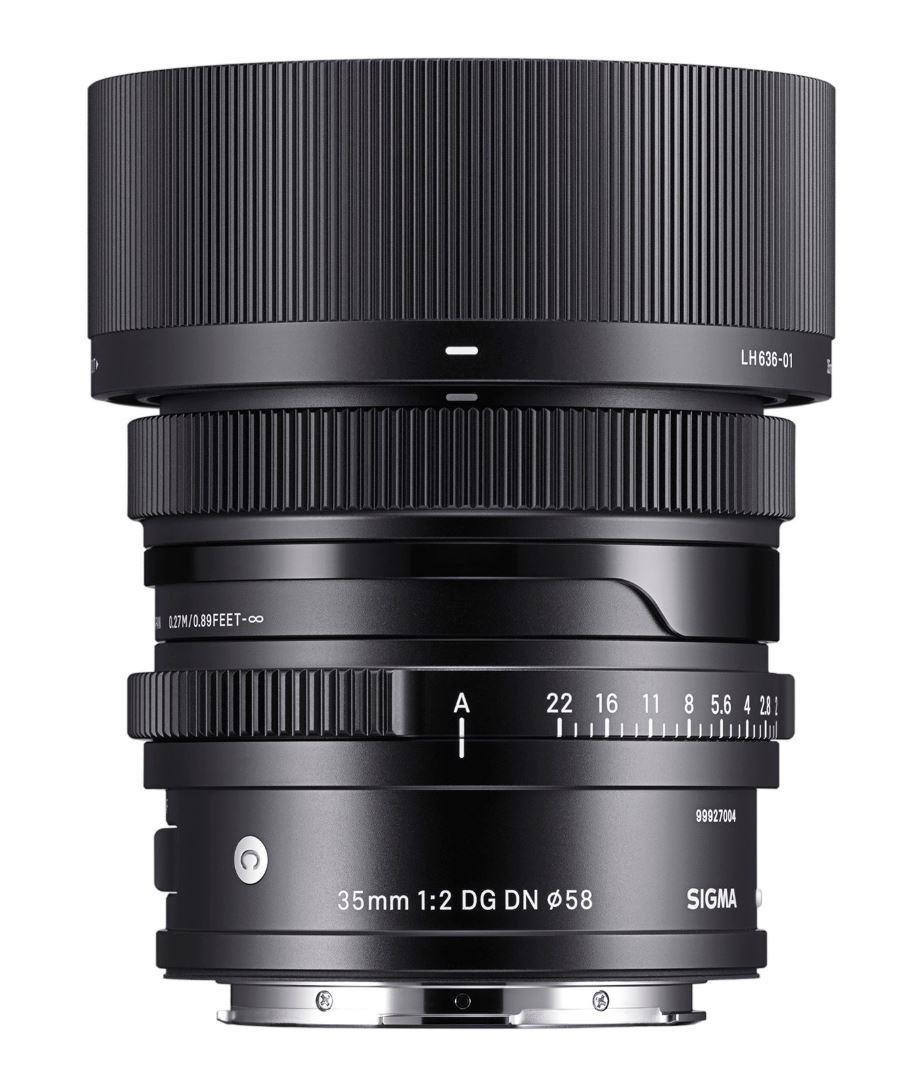 Sigma 35mm f/2.0 DG DN Contemporary