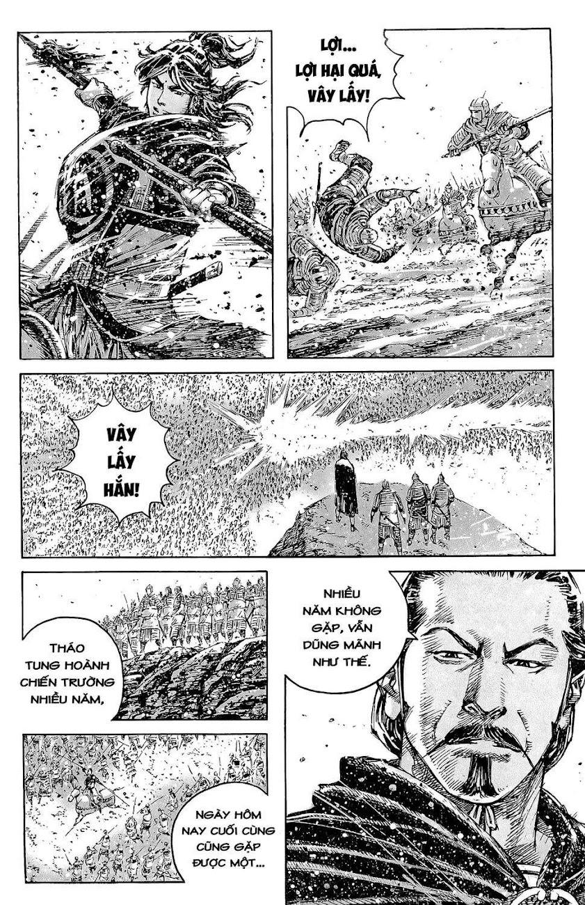 Hỏa phụng liêu nguyên Chương 388: Công tử khóc rồi [Remake] trang 16