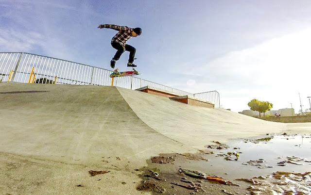 Trock w Skatepark Ergo Hestia