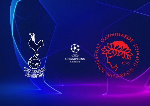 TOTTENHAM HOTSPUR VS OLYMPIAKOS PIRAEUS SOCCER HIGHLIGHTS  AND GOALS