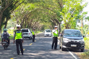 Satlantas Polres Minsel Tingkatkan Razia, Tekan Angka Pelanggaran dan Kecelakaan