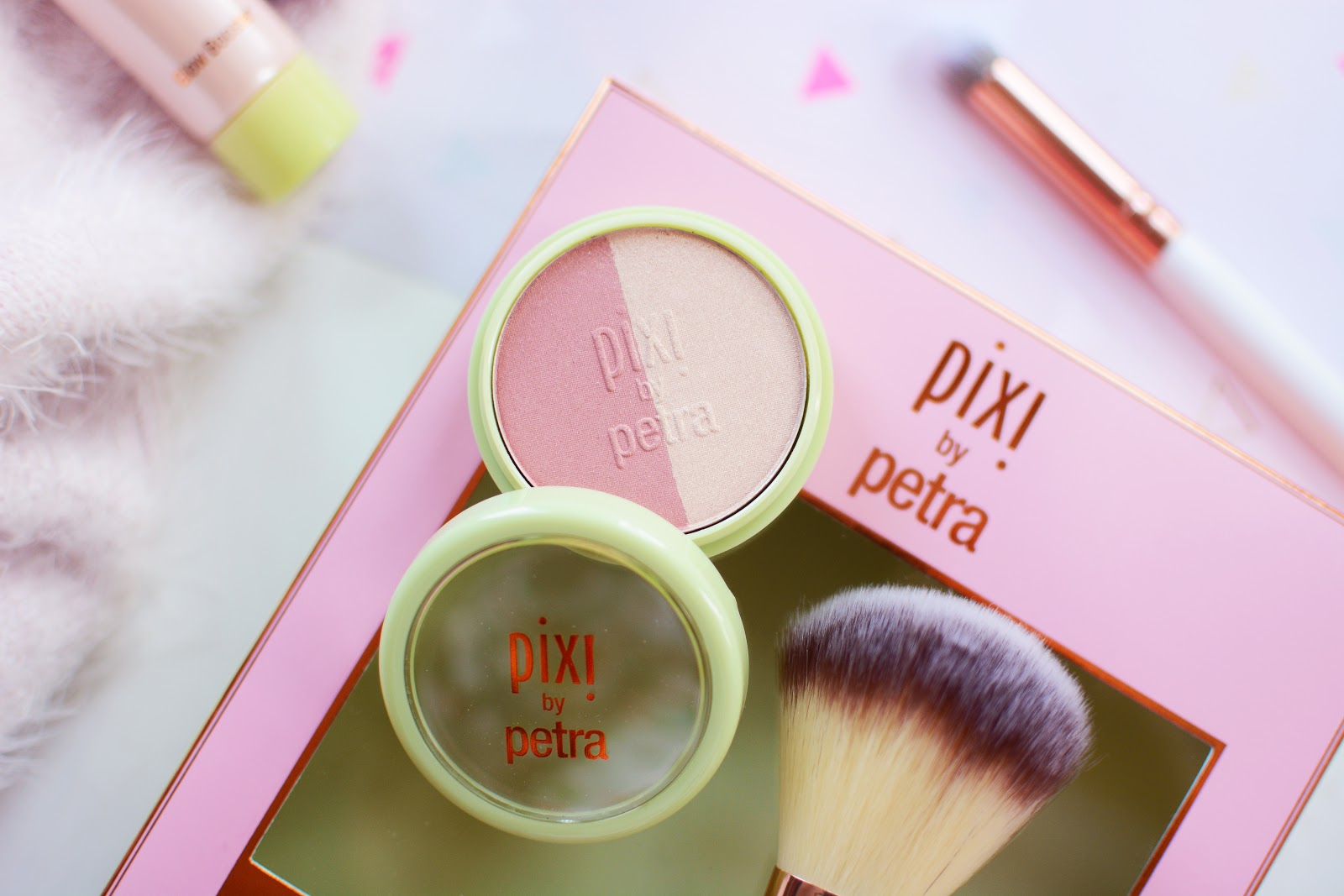 pixi by petra Beauty Blush Duo in Rose Gold