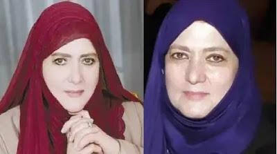 فيديو نادر لـ شمس البارودي وهي تبكى .. اخترت طريق الله قبل اعتزالها الفن