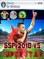 PES 6 SUPER STAR V5 HD 2018