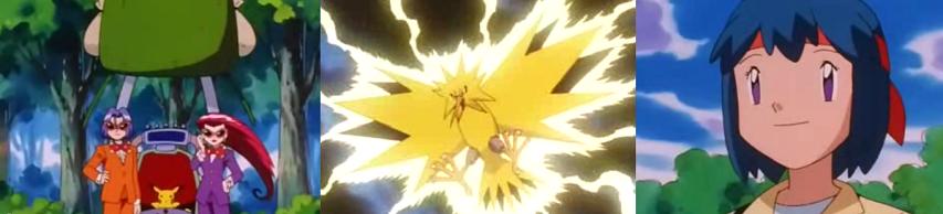 Pokemon Capitulo 33 Temporada 5 Tan Claro Como El Cristal