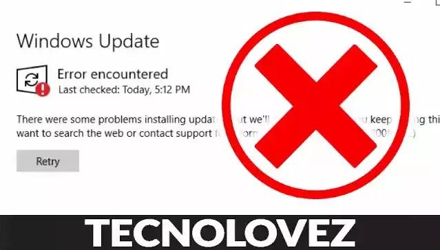 Windows 10 - Come risolvere errore 0x800f0922