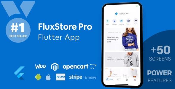 اضافة وور بريس Fluxstore WooCommerce v1.7.7–Flutter E-commerce