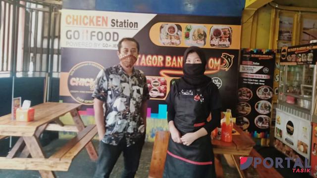 Chicken Station Tasikmalaya, Enak Gak Harus Mahal