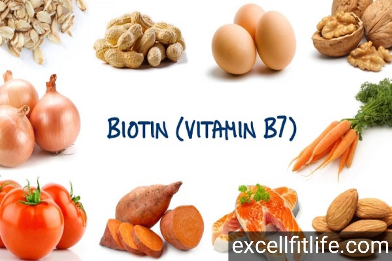 Konsumsi Vitamin B7 (Biotin) Dosis dan Efek Samping yang Harus Anda Tahu