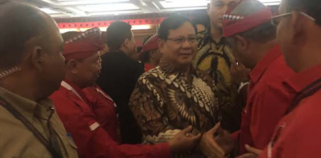 Goda Prabowo, Megawati: Kalau Mau Menang Pilpres Ajak Saya