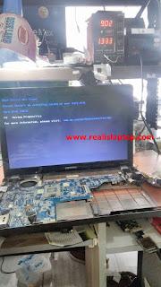Service Laptop Compaq CQ42 Mati Total
