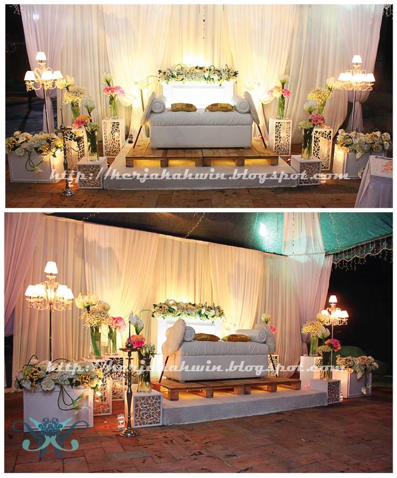 Kerjakahwin Design Wedding Reception Farah Shuhadah