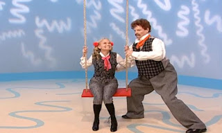 Mr. Noodle and Mrs. Noodle finally take turns. Sesame Street Elmo's World Friends The Noodle Family