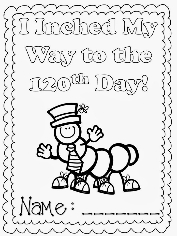The Very Busy First Graders: 120th Day of School and R