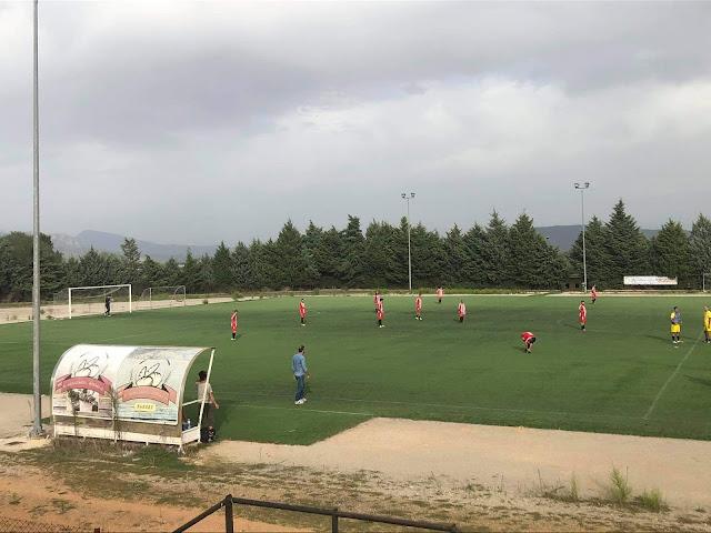 Πολύ καλό ποδόσφαιρο ανά διαστήματα για την ομάδα μας. Επόμενο φιλικό προετοιμασίας την Τετάρτη με αντίπαλο τον Άρη Πέρδικας.