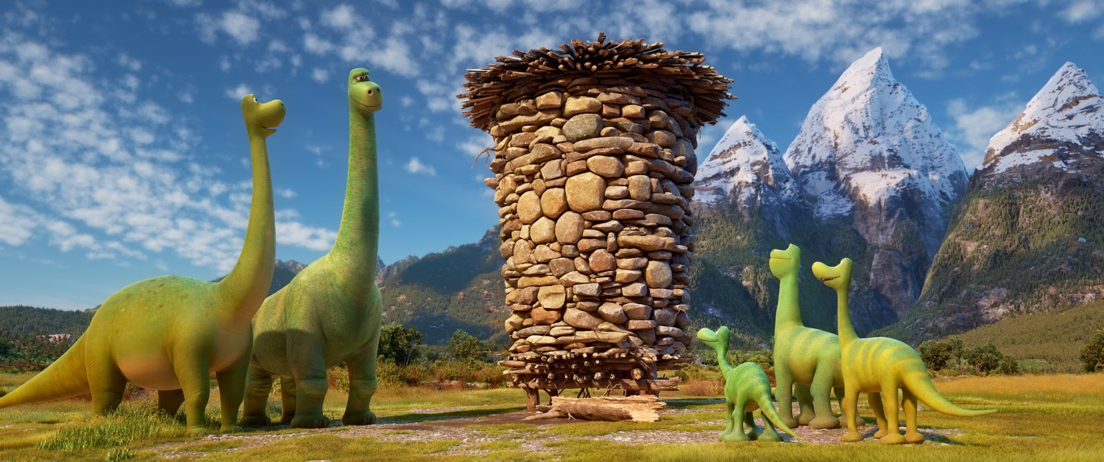 A GEEK DADDY THE GOOD DINOSAUR