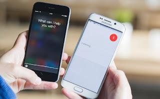Comandi vocali per le app