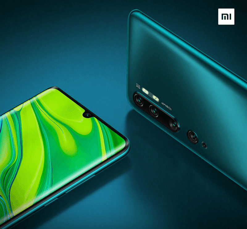 Xiaomi Mi Note 10 is coming to the Philippines!
