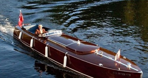 WA CHEE WE The 1923 Ditchburn Fisher-Allison Class Racer