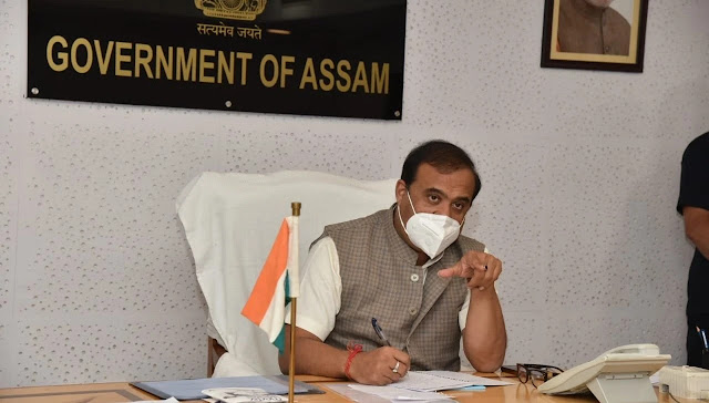 Assam Police To Recruit 35000 Police Personnel
