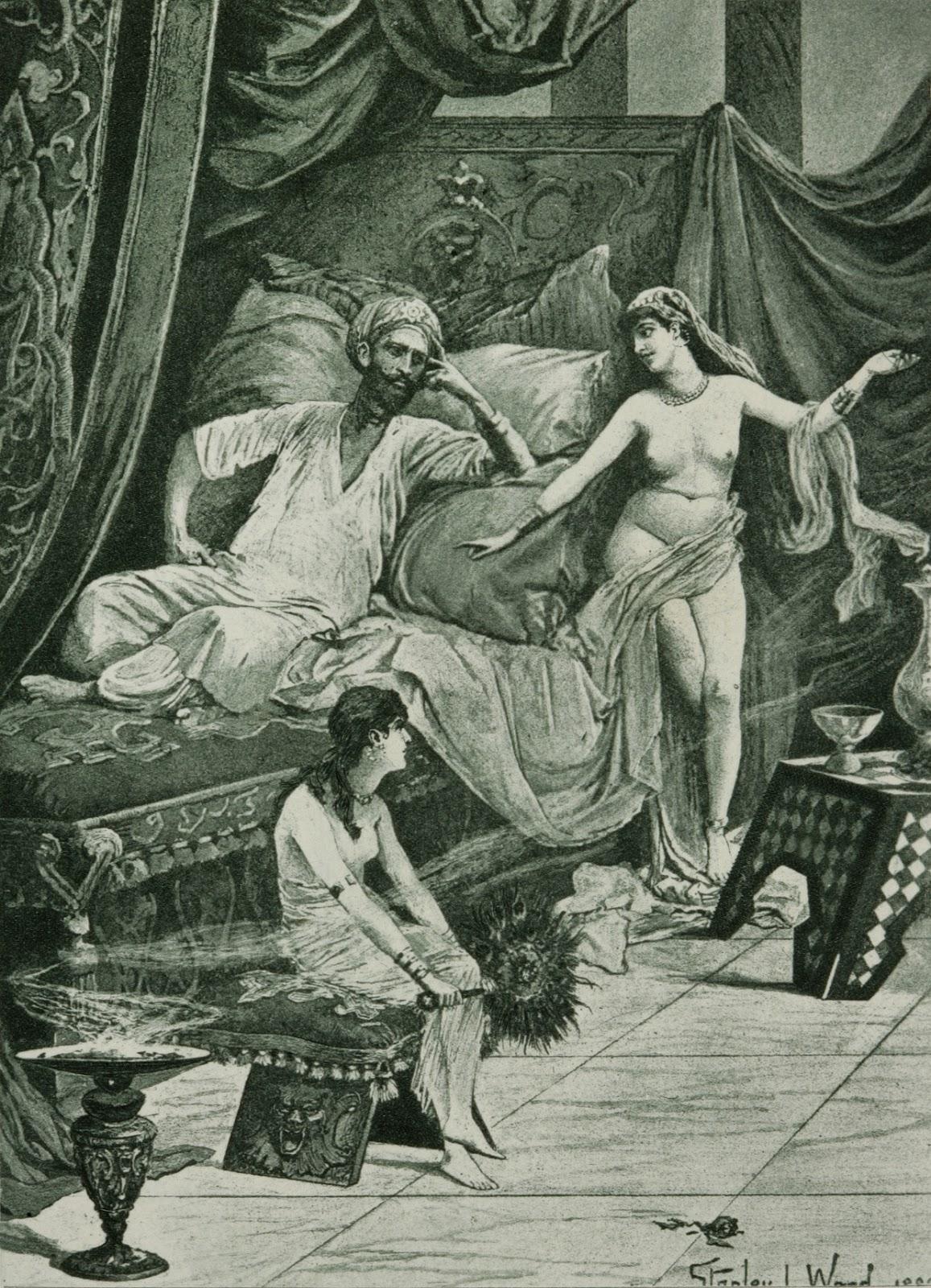 Scheherazade tales