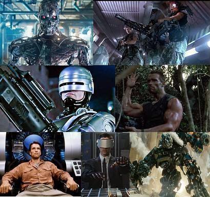 Sci-fi akciófilmek