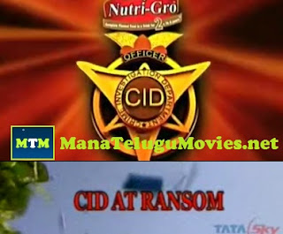 CID at Ransom -CID Detective Serial -15th Sep