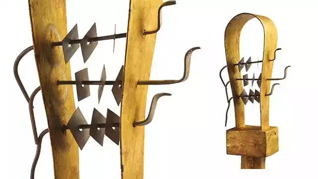 Tutankhamun sistrum