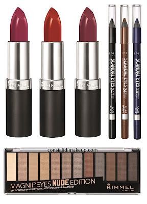 Rimmel Make up Christmas Collection 2017