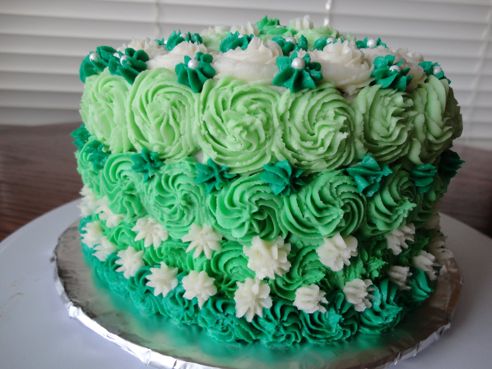 The Adventures Of J And K St Patrick S Day Cake