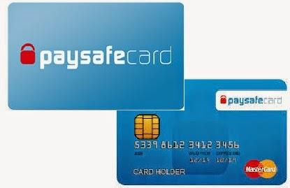Paysafecard Mastercard