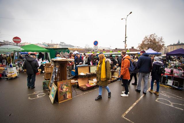 Mercato Hala Torgowa-Cracovia