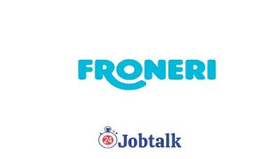 Froneri Summer Internship | Sales