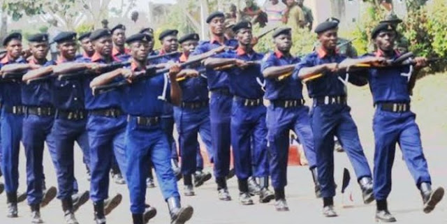 2019 RECRUITMENT INTO THE NIGERIA SECURITY AND CIVIL DEFENCE CORPS