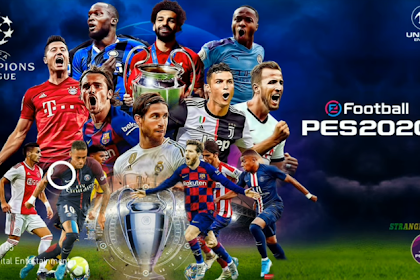 UCL PATCH OF PES 19 MOBILE V3.3.1 BY STRANGER SHAFIUL