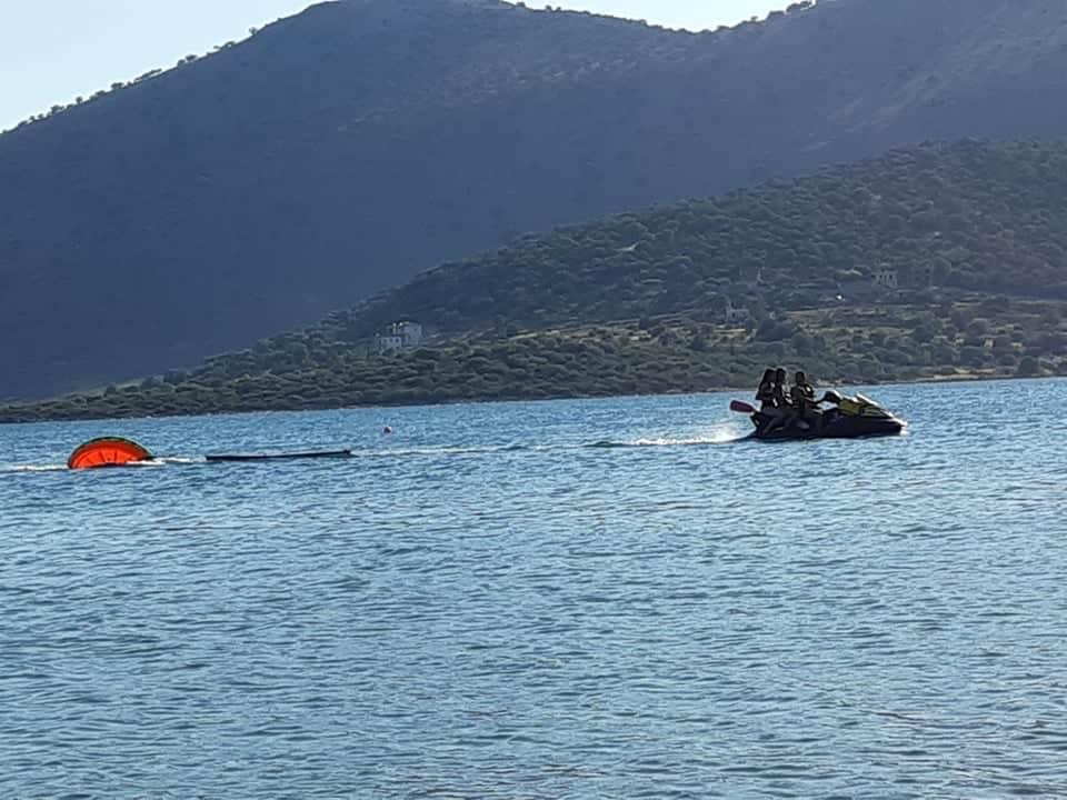 Ν. Εύβοια:Η ομάδα διάσωσης Εύβοιας sar 312 έσωσε 4 ανήλικα κορίτσια που παρασύρθηκαν μακριά από την ακτή [εικόνες]