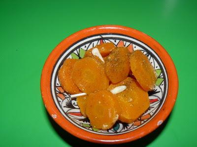 Recette mamangue carottes cumin