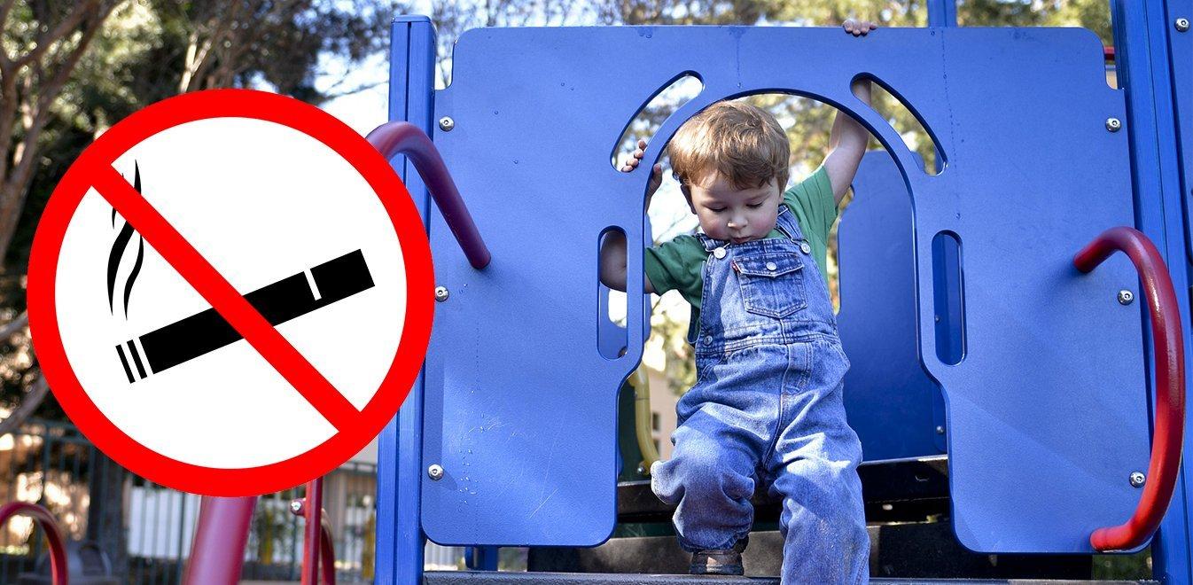 Τέλος το κάπνισμα και στις παιδικές χαρές – Αυστηρή απαγόρευση